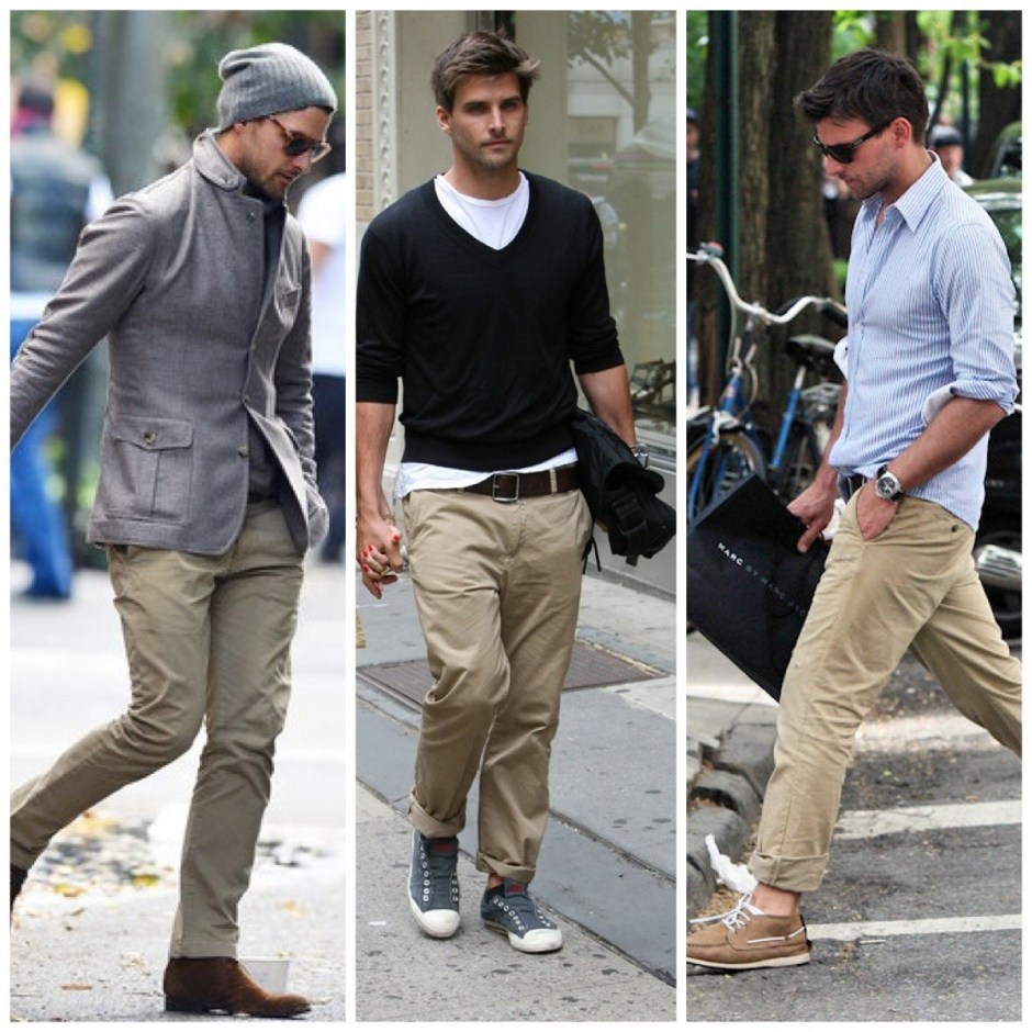 The best Men's Street Style Trends